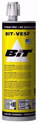 Изображение Химический анкер BIT-VESF 400мл (для бетона, камня-б/запах