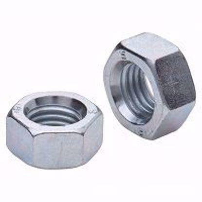 Picture of Гайка шестигранная  М5 DIN 934 А2-70 нержавеющая сталь (100)