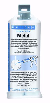 Picture of WEICON Easy-Mix Metal (50 мл) эпоксидный клей