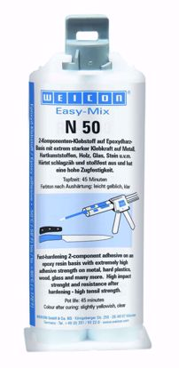 Picture of WEICON Easy-Mix N 50 (50 мл) эпоксидный клей