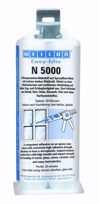Picture of WEICON Easy-Mix N 5000 (50 мл) эпоксидный клей